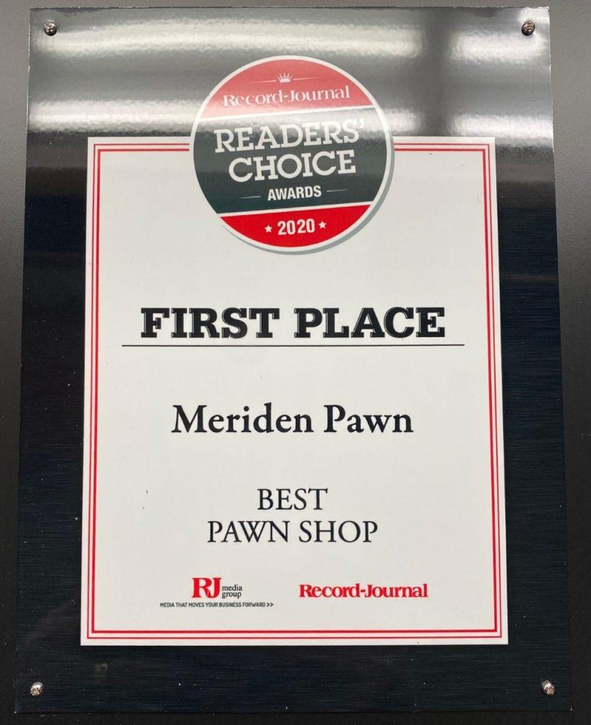 Best Pawnshop CT Award